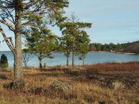 Aland, Landscape at Sund, near Bomarsund