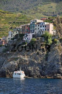 manarola, Cinque Terre, Italien
