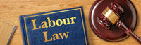 A gavel with a law book - Labour Law