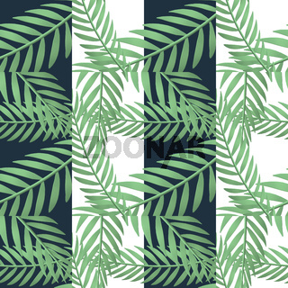 Green Botanical design