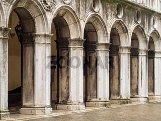 Colonnade - Venice