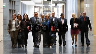 CSU / CDU and SPD - Secound Round