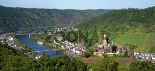 Cochem, Moselle, Germany