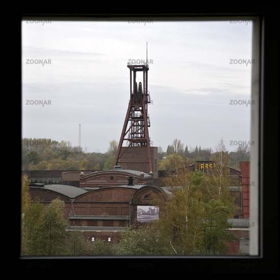 PACT Zollverein, Essen, Germany