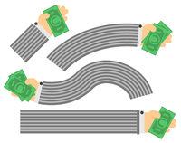 Money Hands Elements