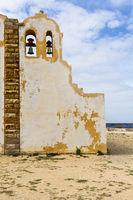 Catholic church on the Atlantic Ocean beach
