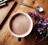 milk koffee