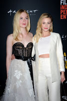 Elle Fanning and Lili Reinhart