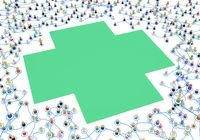 Cartoon Crowd System, Green Cross