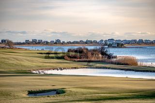 weekapaug golf club landscapes in rhode island