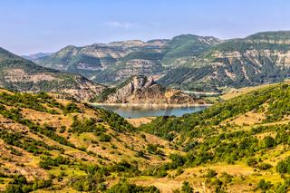 Kardjaly Dam, Bulgaria