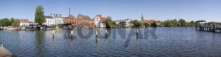 Brandenburger Stadtkanal und Dominsel, Brandenburg