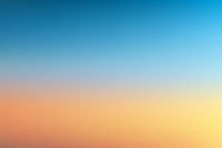 Sunset sunrise sky nature blurred background realistic vector illustration.
