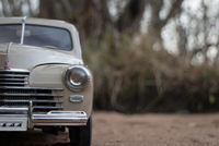 retro car GAZ M-20 Victory