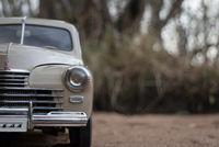 retro car GAZ M-20 Victory