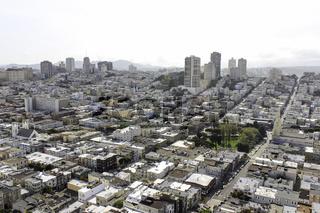 San Francisco suburbs