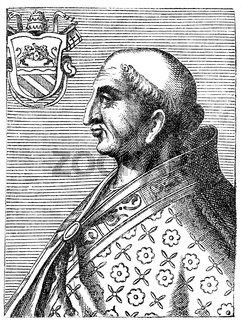 Pope Gregory II or Gregorius II