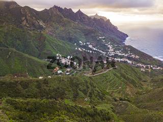 Aerial Taganana Village