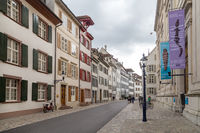 Basel Historic City Centre