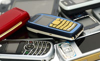 old mobile phones