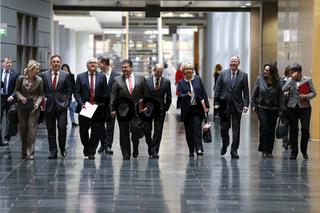 CSU / CDU and SPD - third Round
