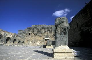 SYRIEN BOSRA