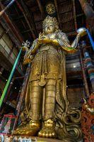 Buddha Statue in monastery