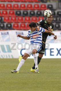 MTK vs. Ferencvaros OTP Bank League football match