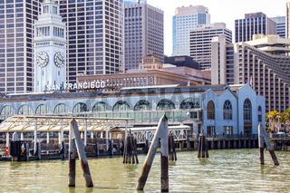 Pier in San Francisco