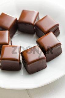 chocolate praline