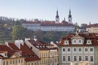 Strahov Monastery, Prague, Bohemia, Czech Republic, Europe