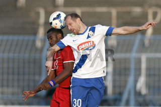 MTK Budapest vs. Videoton OTP Bank League football match