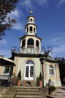 Drachenhaus im Schlosspark Sanssouci