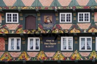 Celle - Hoppener Haus