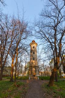 Parkanlage Bismarckturm Quedlinburg