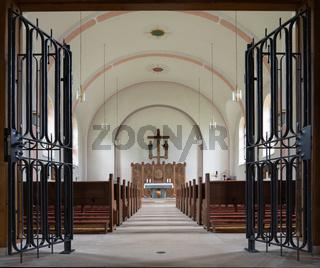 Parish church Saint Blasius, Schmallenberg, Germany