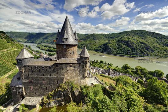 Stahleck Castle, Bacharach, Rhineland-Palatinate