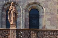 Holy Maria Minster Freiburg