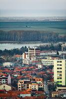 Small Town in Bulgaria
