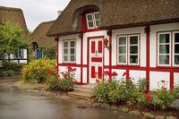 Samsø houses