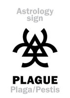 Astrology: PLAGUE (Black Triple Moon)