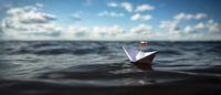 Paper Boat XXL Panorama