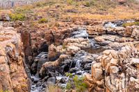 Bourke's Luck Potholes - Mpumalanga, South Africa