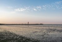 Wadden Sea by Cuxhaven