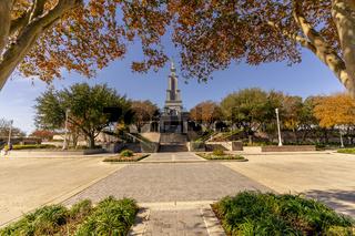 View Of The San Antonio Texas Temple