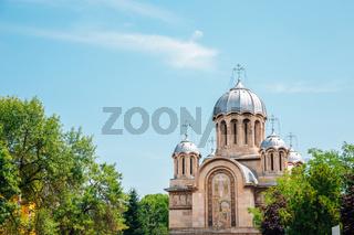 Saints Constantine and Helena Cathedral in Hunedoara, Romania