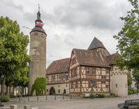 castle in Tauberbischofsheim