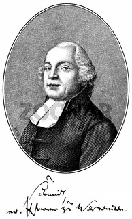 Friedrich Wilhelm August Schmidt, 1764-1838, Protestant clergyman and author