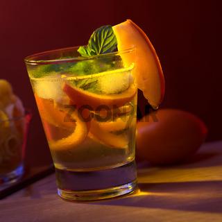 Tamarillo Cocktail