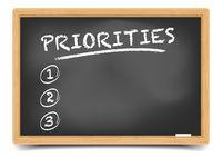 List Priorities